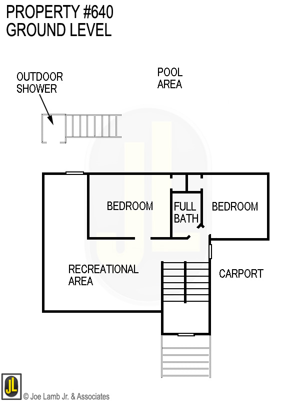 Floorplan: 640 Ground Level