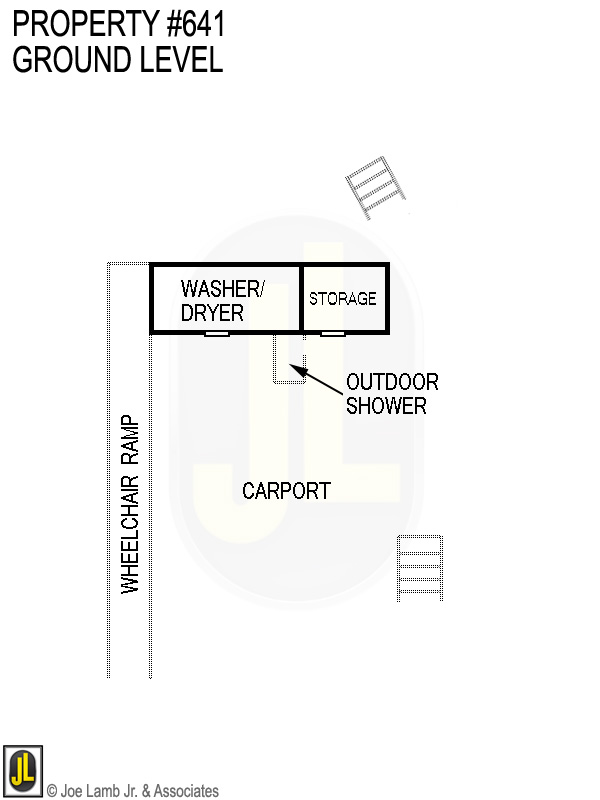 Floorplan: 641 Ground Level
