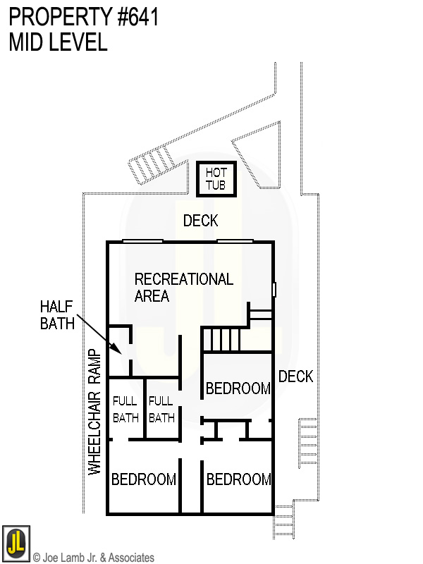 Floorplan: 641 Mid Level