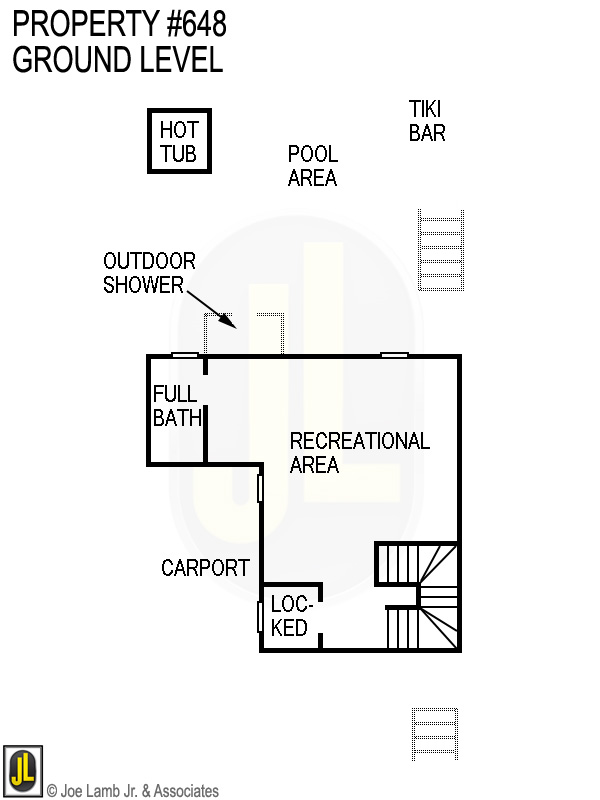 Floorplan: 648 Ground Level