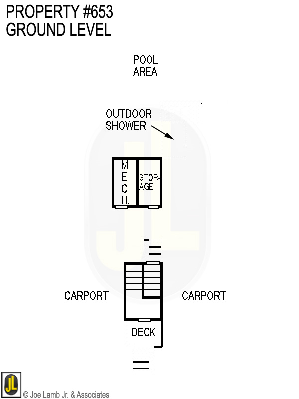 Floorplan: 653 Ground Level
