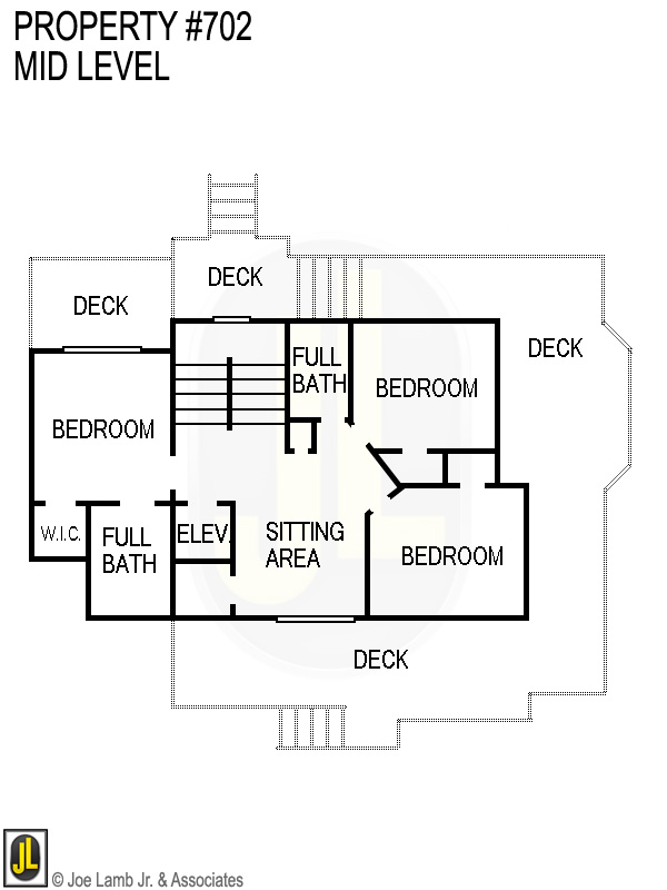 Floorplan: 702 Mid Level