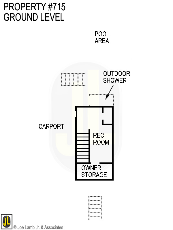 Floorplan: 715 Ground Level