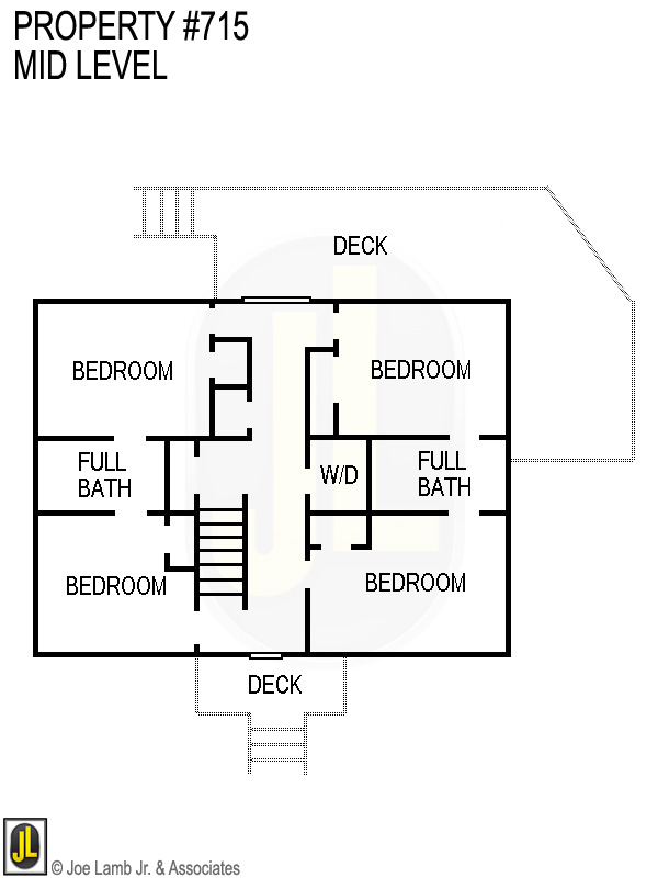 Floorplan: 715 Mid Level