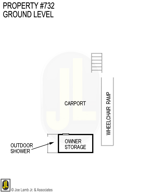 Floorplan: 732 Ground Level