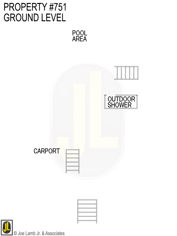 Floorplan: 751 Ground Level