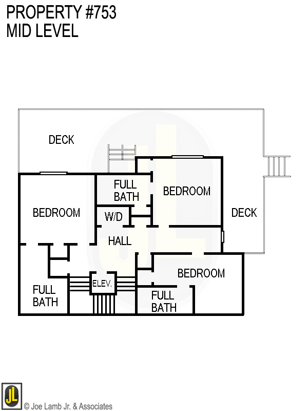 Floorplan: 753 Mid Level