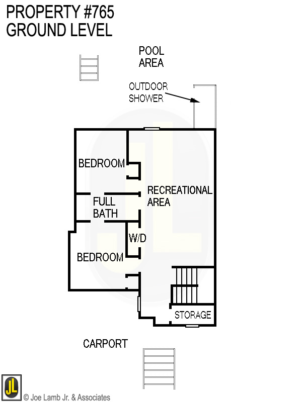 Floorplan: 765 Ground Level