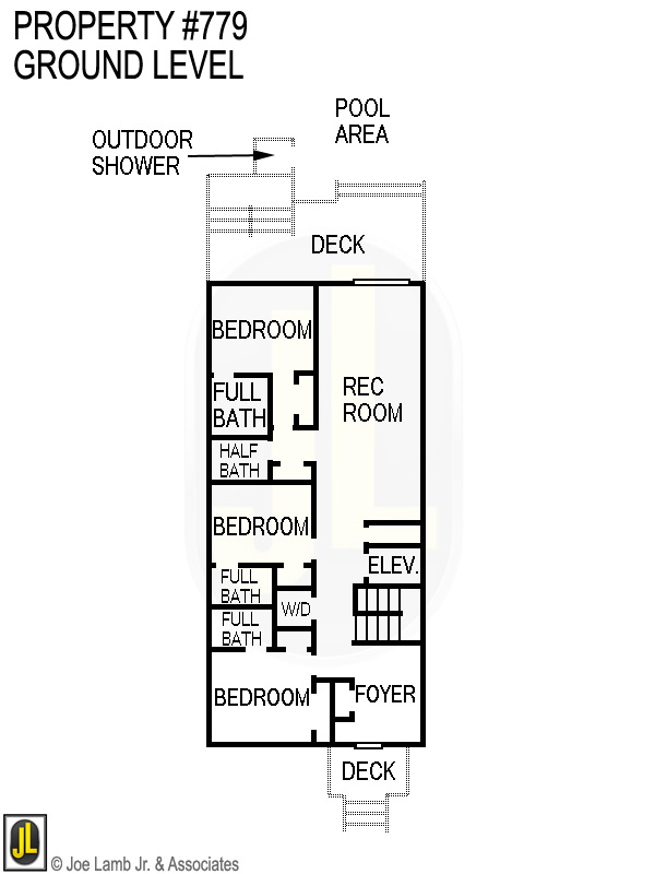 Floorplan: 779 Ground Level