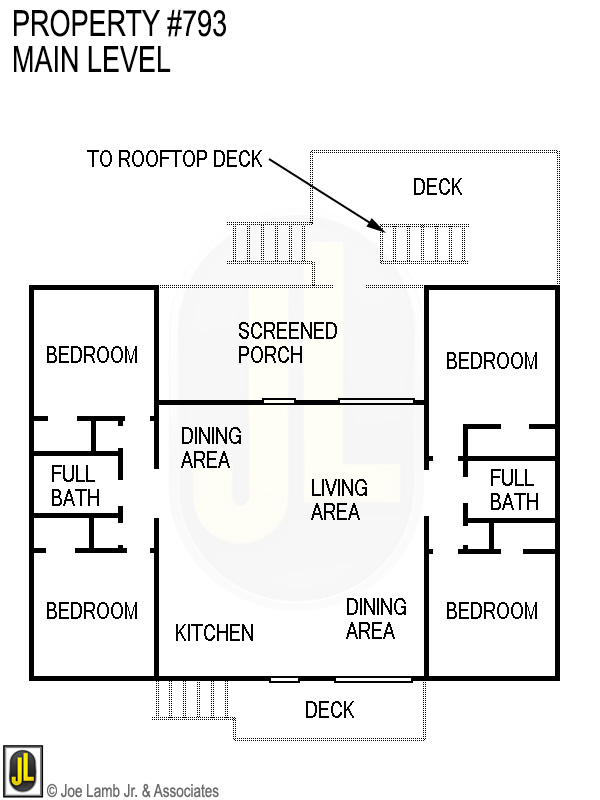 Floorplan: 793 Main Level