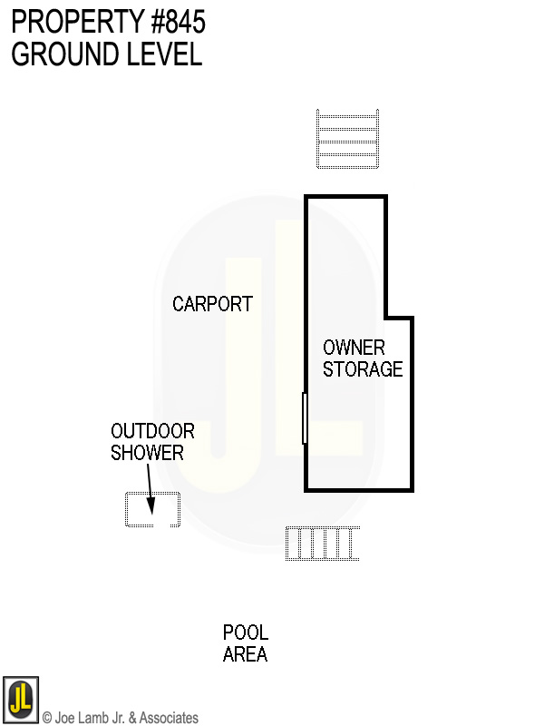 Floorplan: 845 Ground Level