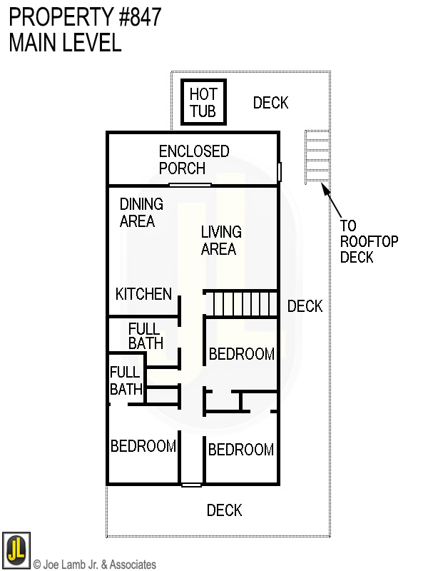 Floorplan: 847 Main Level
