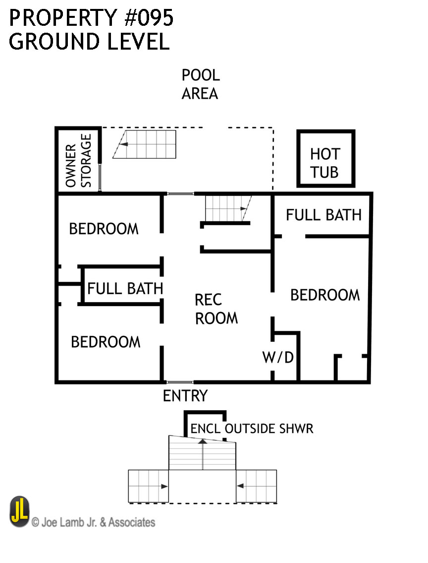 Floorplan: 95-Ground-Level
