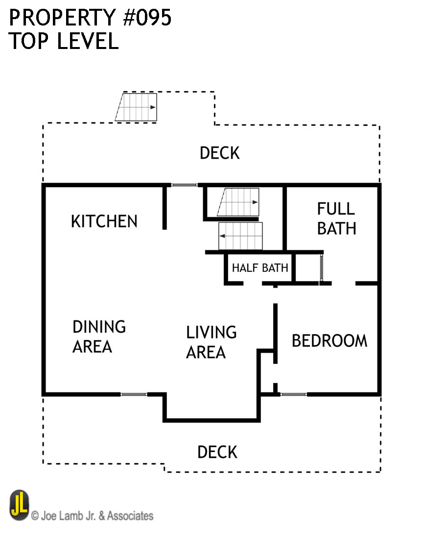 Floorplan: 95-Top-Level