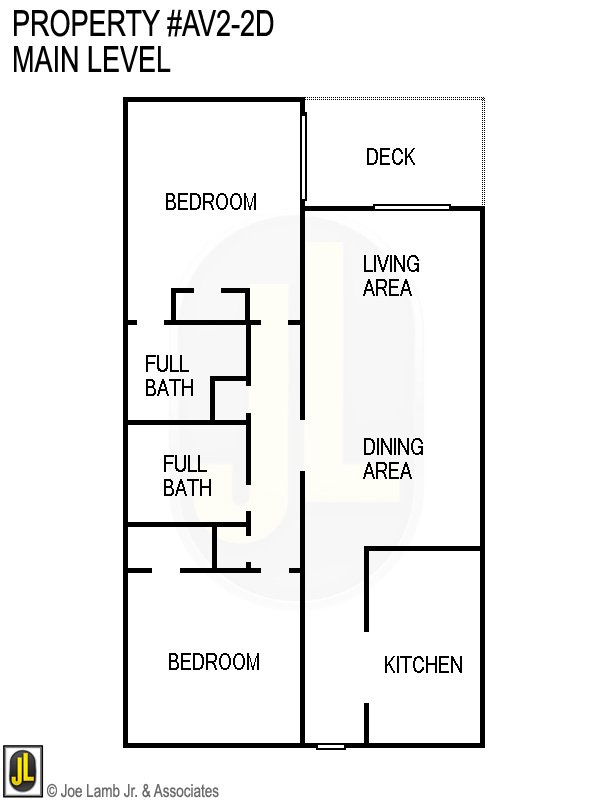 Floorplan: Av2-2d Main Level