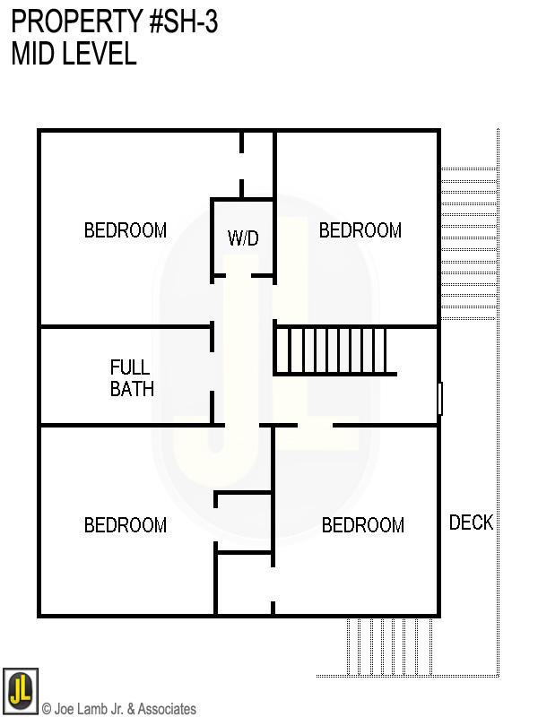 Floorplan: Sh-3 Mid Level