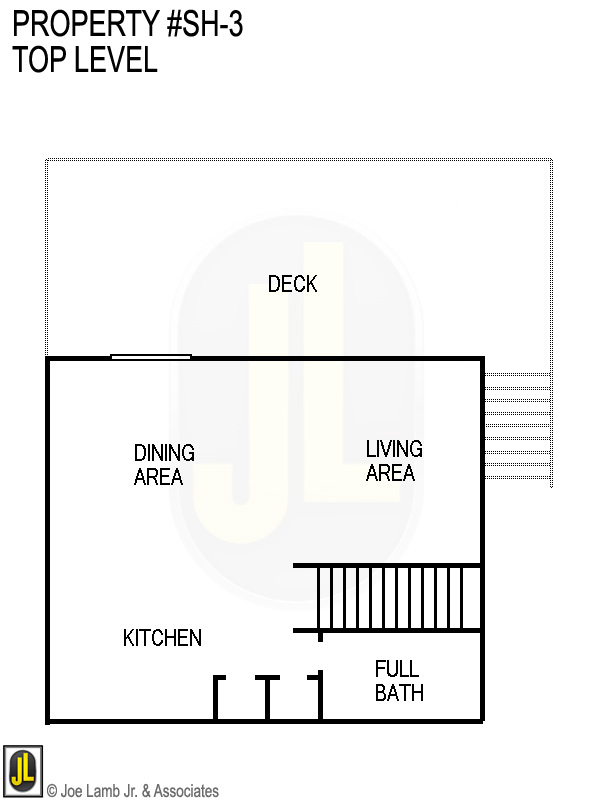 Floorplan: Sh-3 Top Level