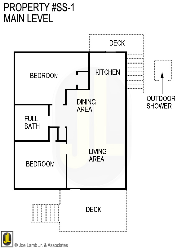 Floorplan: Ss-1 Main Level