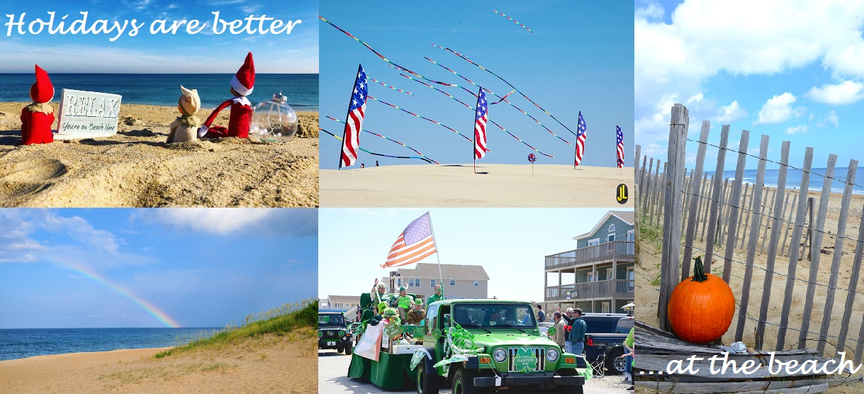 Holidays on the Outer Banks