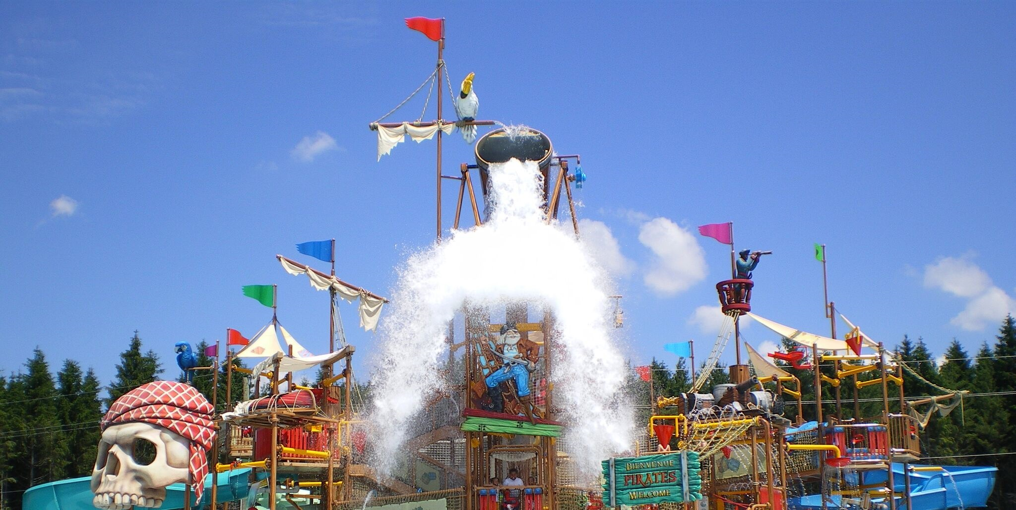 Adventure Lagoon at the New OBX Water Park