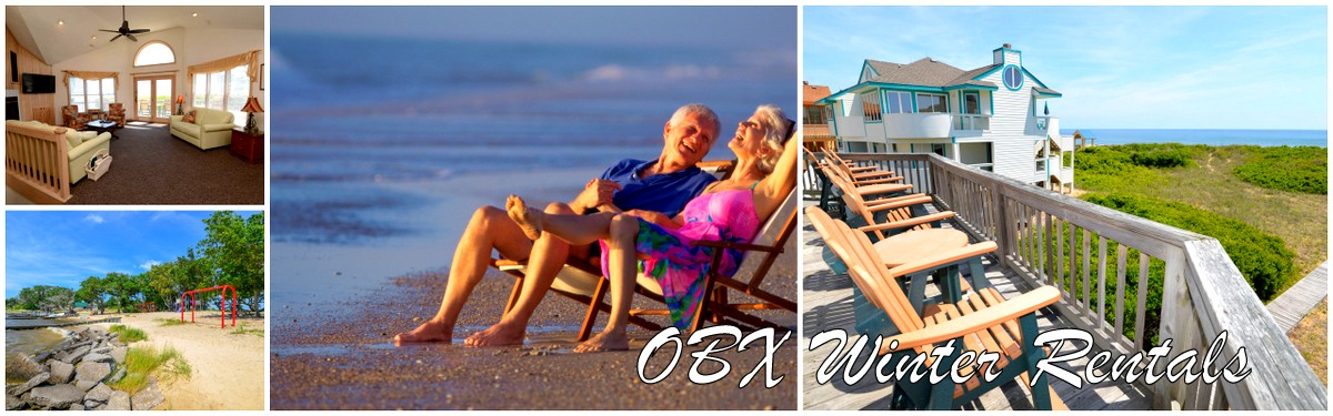 Monthly Winter Outer Banks Home Rentals